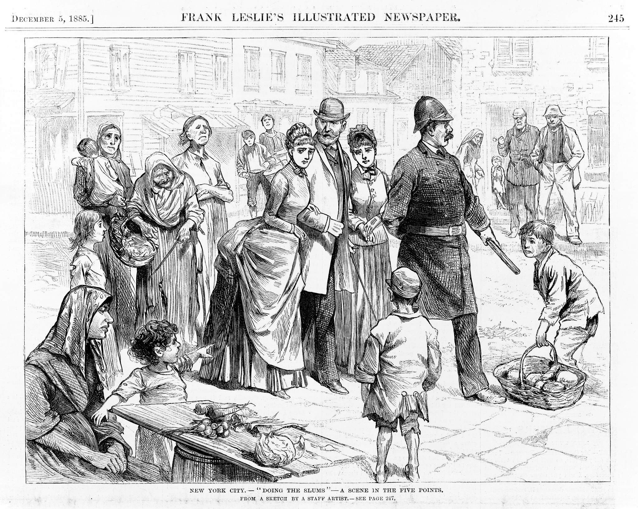legalized bias and judicial malpractice in nineteenth century new new york city doing the slums the five points a new york